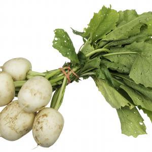 Turnip Greens Credit: Evan Amos